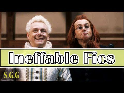 Ineffable Husbands Reading Aziraphale And Crowley - Fic Recs - YouTube