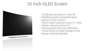 LG Electronics 55EG9600 55-Inch Specifications and Features Explained