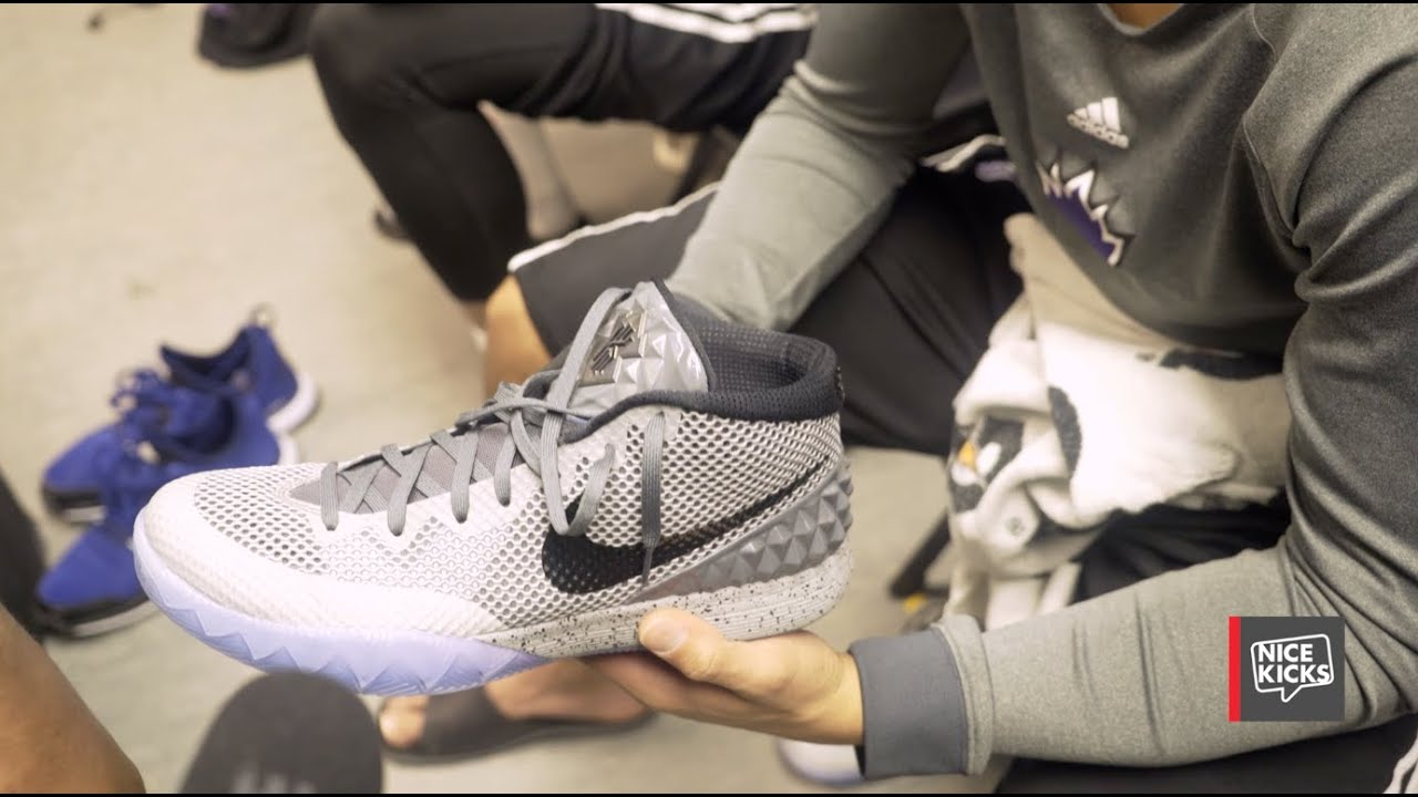 572f1af84d31 ... purchase sacramento kings discuss the kyrie 1s presence in the nba  kicks on court weekly youtube