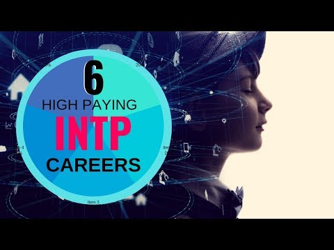 6 High Paying INTP Careers