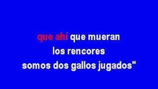 Los Razos Un plebe y un Michoacano Karaoke