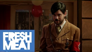 'Hitler's Funny, Isn't He?' - Fresh Meat