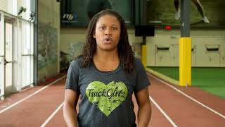 Lauryn Williams: Week 1 100m Training Plan - Acceleration Mechanics