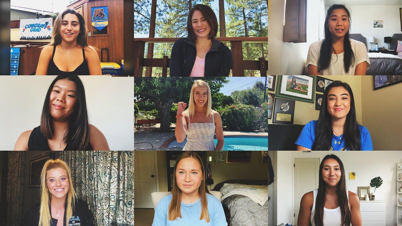 UCLA Gymnastics - Class of 2020 Senior Salute