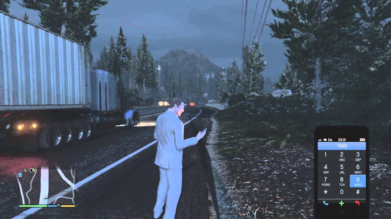 GTA 5 Xbox One | PS4 - Cheats mit dem Handy aktivieren! Neues SECRET ...