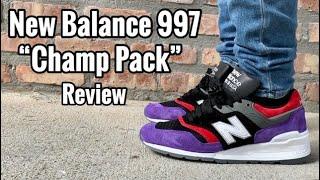 "New Balance 997 ""Toronto Raptors Champ"