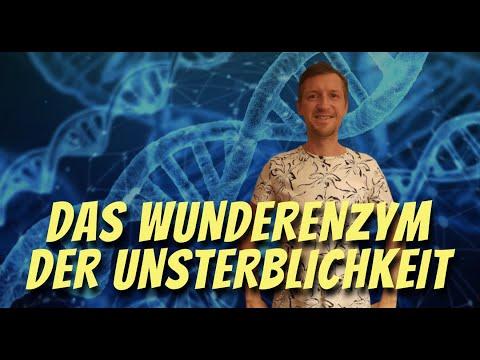 Das Wunderenzym der Unsterblichkeit Telomerase - Die Wissenschaft der ewig jungen Zellen - MUST SEE!