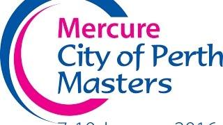 2016 Mercure Perth Masters | Quarterfinal, D. Murdoch (SCO) Vs T. Brewster (SCO) thumbnail