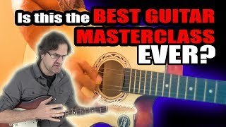 Guitar lesson - is this the freshest ever? (with David Wallimann @Guitcon 2018)
