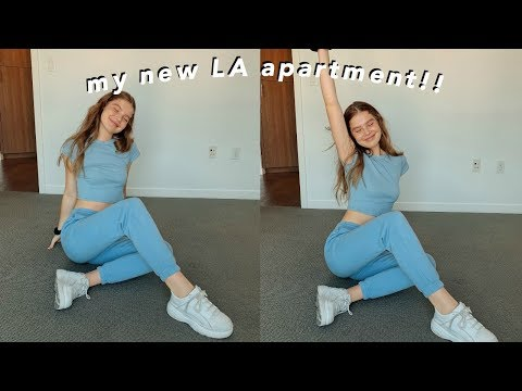 moving into my new apartment!!!