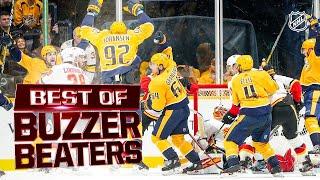 Best of Buzzer Beaters | 2019-20 NHL Season