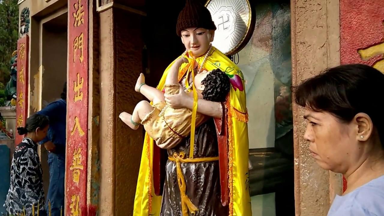 Chùa Tây An Núi Sam (Chùa Phật Thầy) – Châu Đốc (có phụ đề)