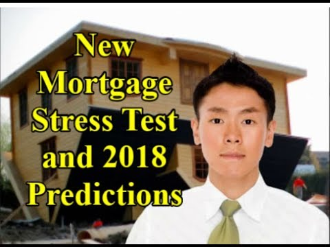 Canada Housing Crash: Stress Test and how it will affect you? (Plus 2018 Predictions)