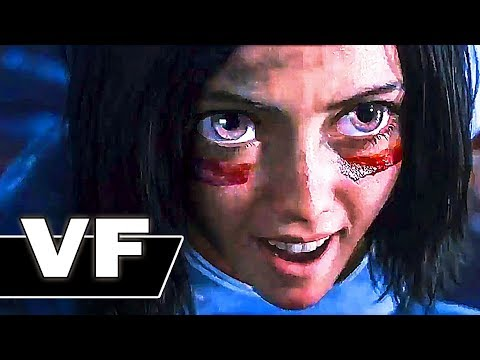 ALITA BATTLE ANGEL streaming VF (2018) NOUVELLE, Science Fiction