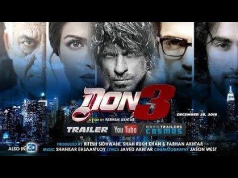 Don movie trailer Shahrukh Khan and WhatsApp status