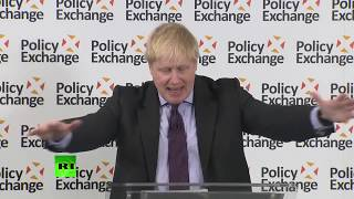 LIVE: Boris Johnson kicks off first of Tories