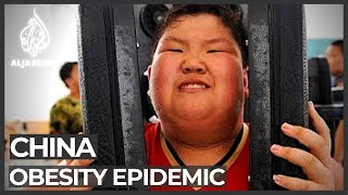 Chinese children sent to fat camps