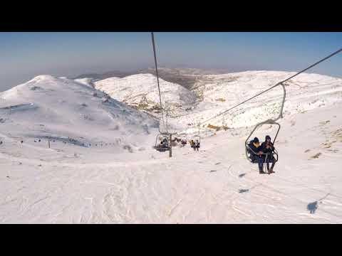 Mt Hermon | GoPro | Israel
