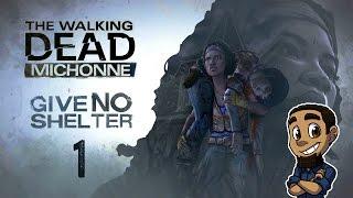 THE WALKING DEAD: MICHONNE | Give No Shelter - Episode 2 Part 1 (The Escape)