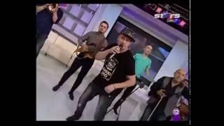 KAN MAHALA la Agentul VIP - Antena Stars. 15 Sept 2016 Mahala Rai Banda feat. Buppy Brown.