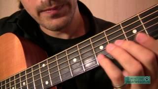Сектор газа - Утопленник (Аккорды, урок на гитаре)