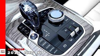 2019 BMW X7 SUV Interior
