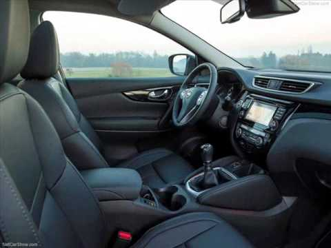 All New 2014 Nissan Qashqai Eu Spec Interior Youtube