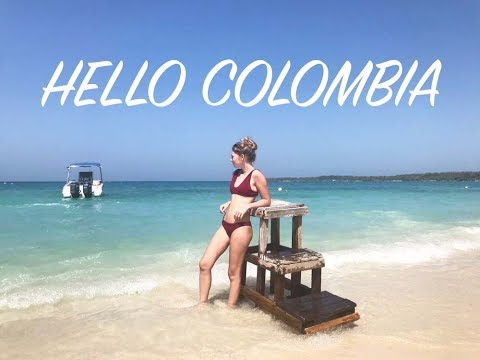 Hello Colombia ♡ - LilyDRK