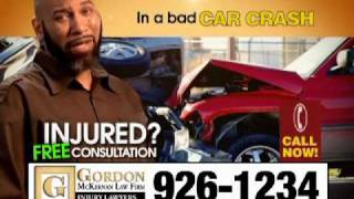 Baton Rouge Motorcycle Wreck 18-Wheeler Accident Attorney- Gordon McKernan - Rhyme 2