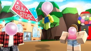 Making A Shirt // Bubble Gum Simulator // Other things - Roblox - With Lui :D