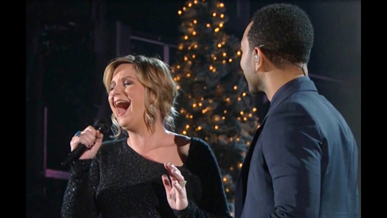 John Legend & Jennifer Nettles \