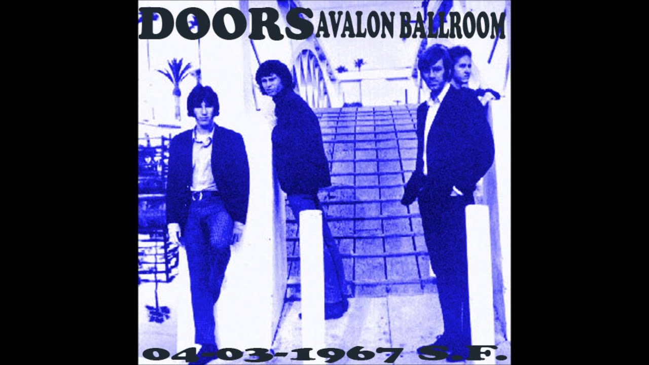 sc 1 st  YouTube & The Doors - Back Door Man - San Francisco Avalon Ballroom - YouTube