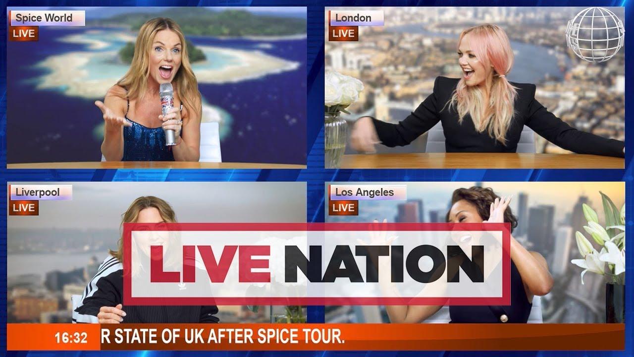 31ccb4ed0dc De Spice Girls zijn terug, hebben ze geld nodig? | TROUW