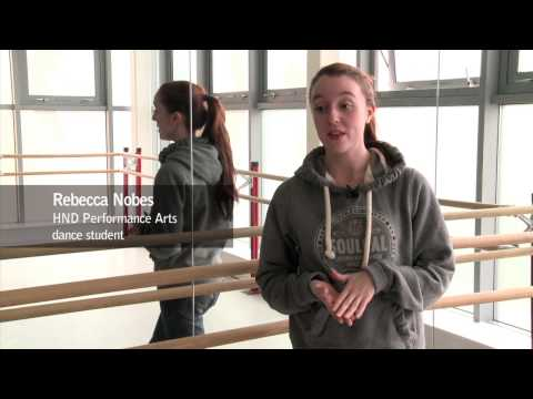 HNC/D Performing Arts - Havering College