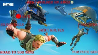 selling fortnite account 521+ wins 33 skins 22,250 eliminations/kills 18 pickaxes 20 gliders