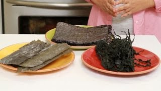Different Kinds of Seaweed for Cooking & Nutrition