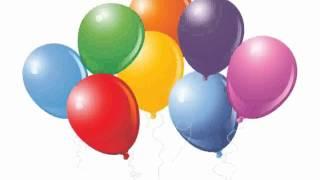 Balloons Birthday