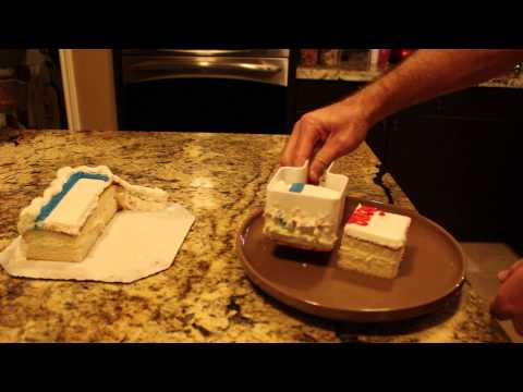 Cake Cutter Slice, Squeeze and Serve