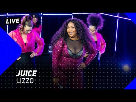 Lizzo - Juice   3FM Live