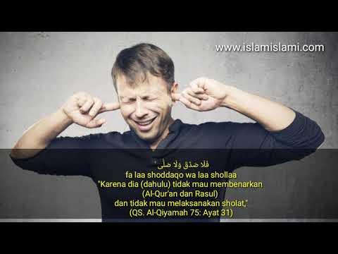 Alunan Terdahsyat Al Qiyamah dan Asbabun Nuzulnya : Merinding dan Menangis Melihat Kiamat