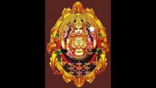 Amme Narayana Devi Narayana Lakshmi Narayana Bhadre Narayana 108times
