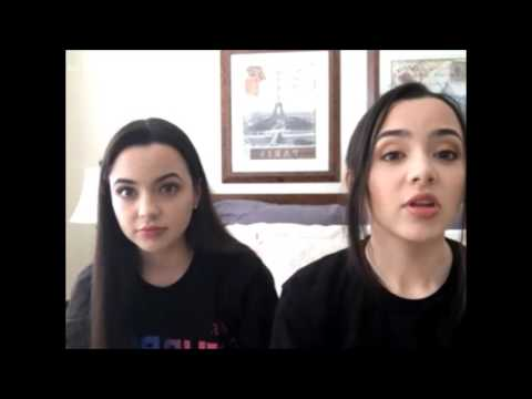 Merrell Twins YouNow Broadcast 25.April.2017 Part 1/2