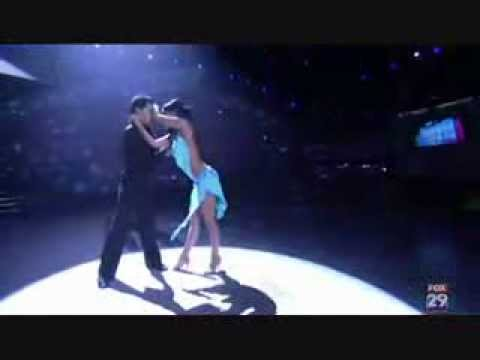152 Lauren and Dominic's Rumba (Part 1 the performance) Se3Eo18.