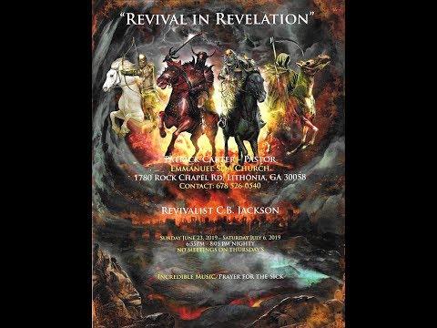 Emmanuel SDA Church - Revival in Revelation - 6/28/19