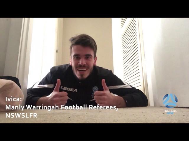 Football NSW Referee 2020 Promo