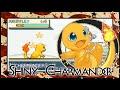 LIVE!! Shiny Charmander on Pokemon Firered after ONLY 312 SRs!!