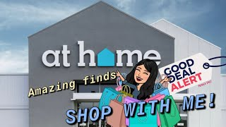 SHOP WITH ME   AT HOME Store   VALENTINES DAY 2019   SPRING 2019 Decor  
