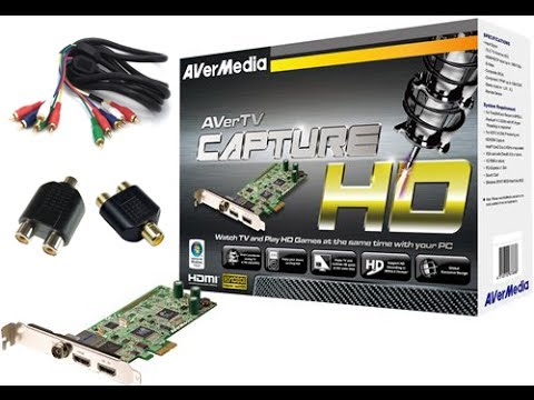 how to connect avermedia to pc