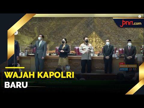 Sah... DPR Setujui Listyo Sigit Prabowo Jadi Pengganti Idham Azis