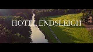 Hotel Endsleigh, Devon - Aerial filming